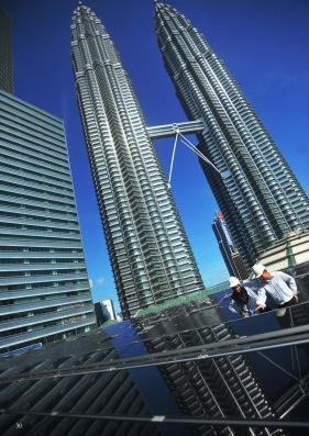 Suria KLCC, Petronas Twin tower
