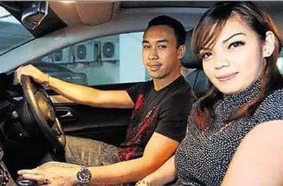 Siti Aisyah dan Norsharul Idlan Talaha