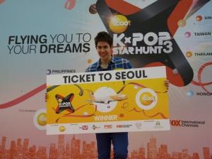 K Pop Star Hunt in Malaysia