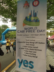 World Car Free day (1)