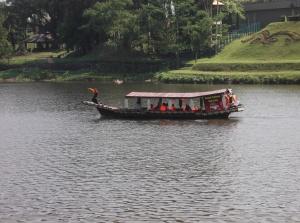 Orang Ulu Boat