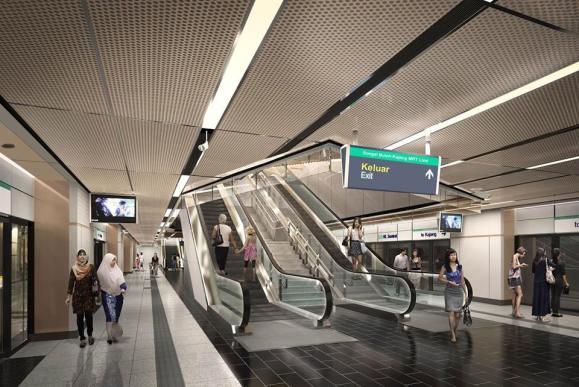 Stesen MRTMalaysia