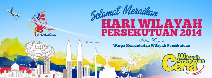 Happy Chinese New Year & Hari Wilayah Persekutuan