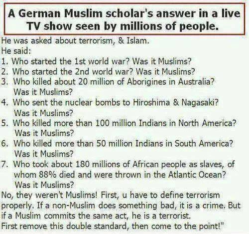 Is Islam Really Terrorist