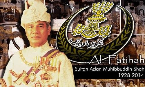 Almarhum Raja Azlan Shah