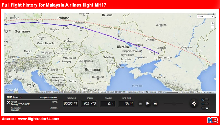 Full-flight-history-for-Malaysia-Airlines-flight-MH17-01
