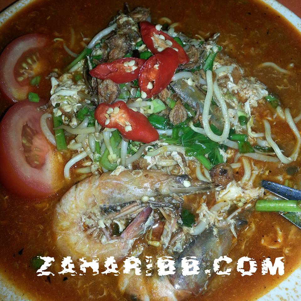 Mee Udang Iwan Jitra