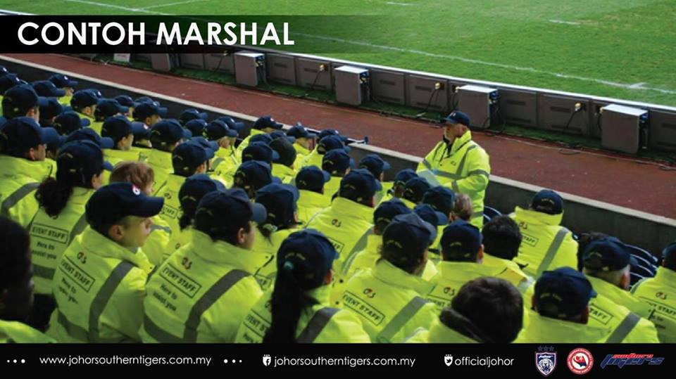 Stadium Marshalls