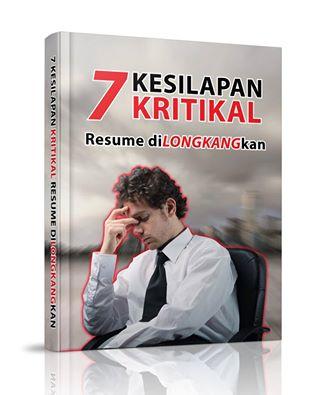 Kesilipan Kritikal Menulis Resume
