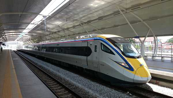 Tren ETS Kuala Lumpur – Padang Besar -KualaLumpur