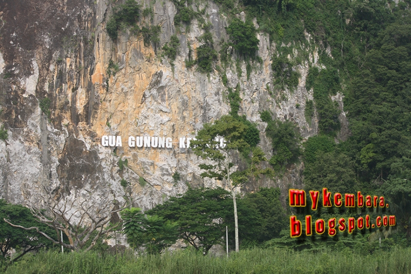 Gua Gunung Keriang South