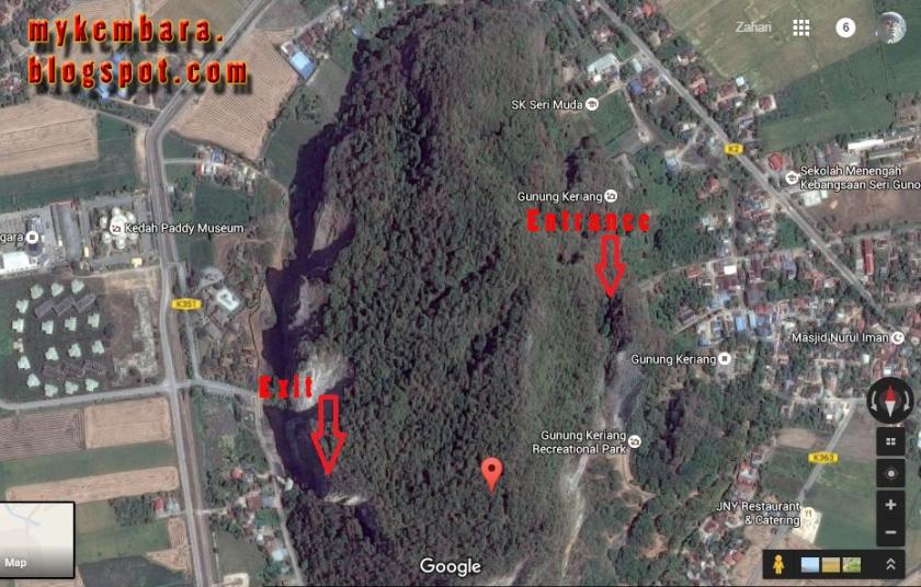 Gua Gunung Keriang