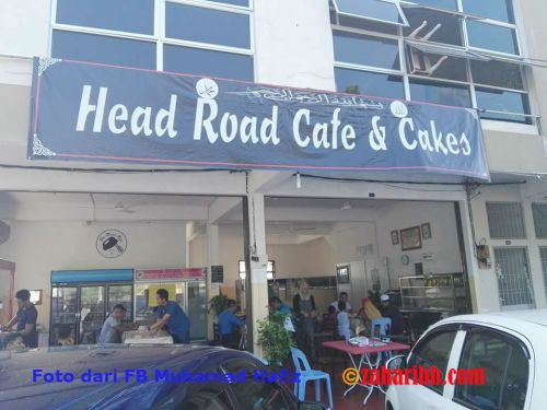 Cendol Pulut Durian Head Road