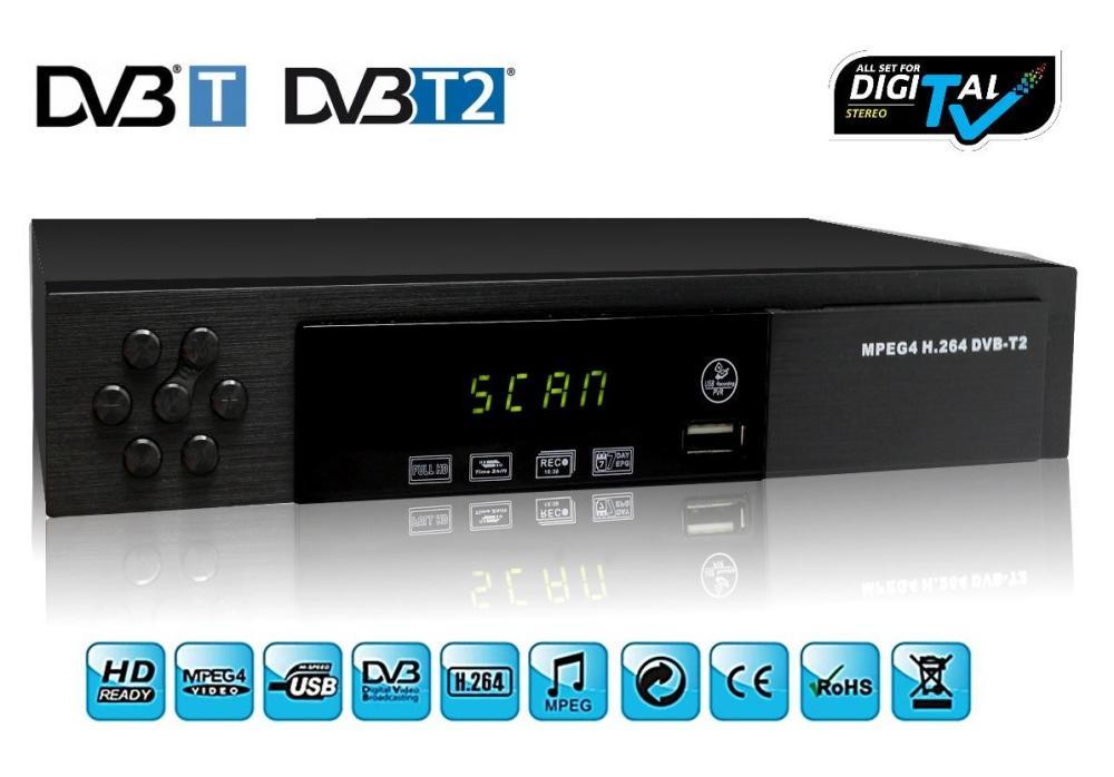 Decoder untuk menerima MyTV