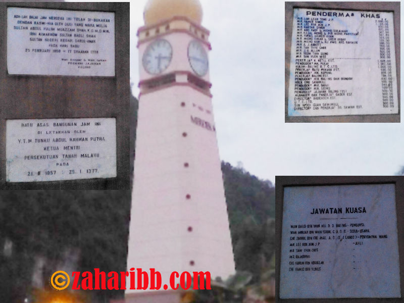 Menara Jam Balingg
