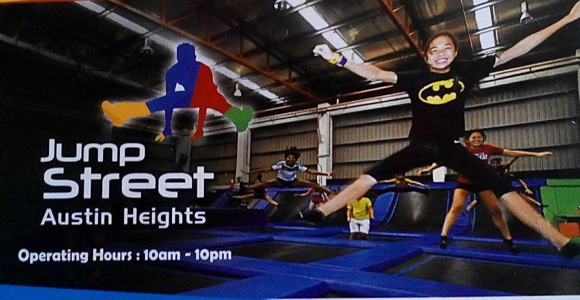Sports n Leisure Jump Street