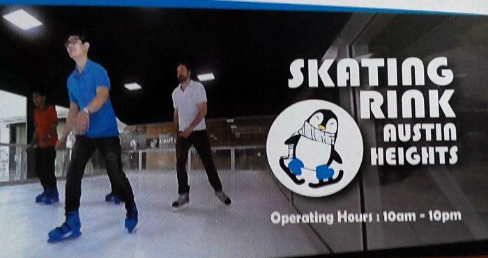 Sports n Leisure Skating rink