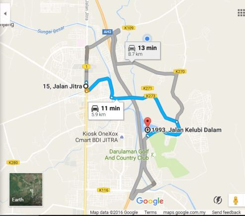 map-to-tasek-darulaman